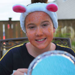 Homemade face mask recipes for teens and kids-friendly